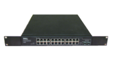 Switch Dell Powerconnect 2724 1U 24 Port Gigabit Ethernet 2 SFP
