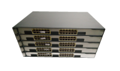 Cisco Catalyst WS 3750G-24T-S 24 Port 1 GB Layer 3