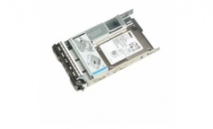 Ổ cứng Dell 600GB 15K RPM SAS 12Gbps 2.5in Hot-plug Hard Drive, 3.5in HYB CARR