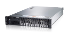 Dell PowerEdge R720XD - 2 x CPU E5-2670 v2 / 2 x 240GB SSD SATA/ Ram 16GB / Raid H310 / 1 x UPS